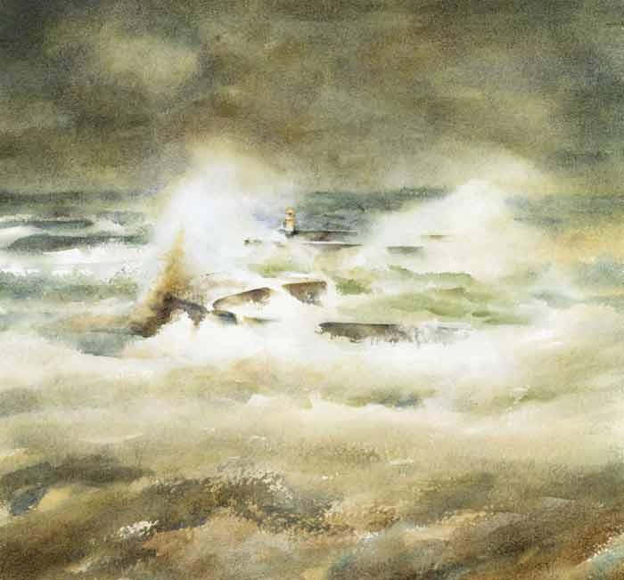 Storm, Mevagissey