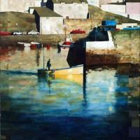 Yellow Boat, Mevagissey