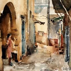 Tangier Alleyway